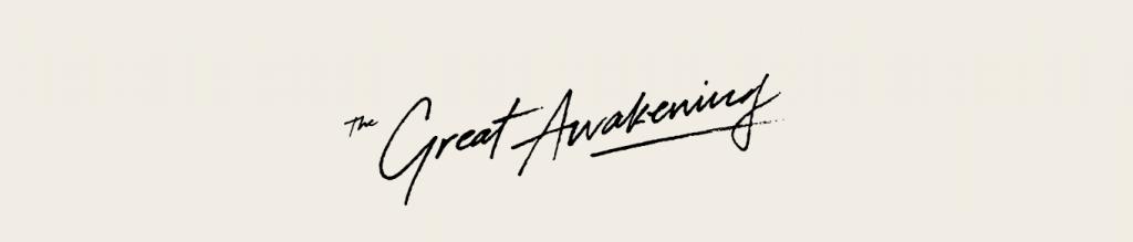 大いなる覚醒へ ~GREAT AWAKENING MAP~